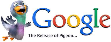 Google's July Pigeon Release