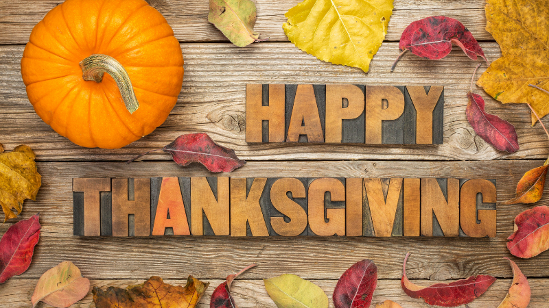 Happy Thanksgiving from all of us at Acorn Internet Services, Inc.