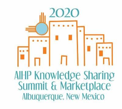 AIHP Conference 2020 in Albuquerque Logo