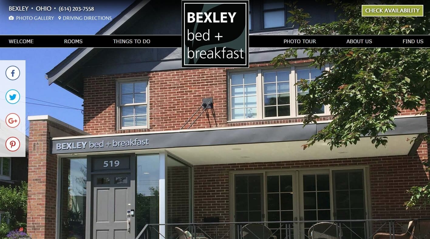 Bexley Bed and Breakfast