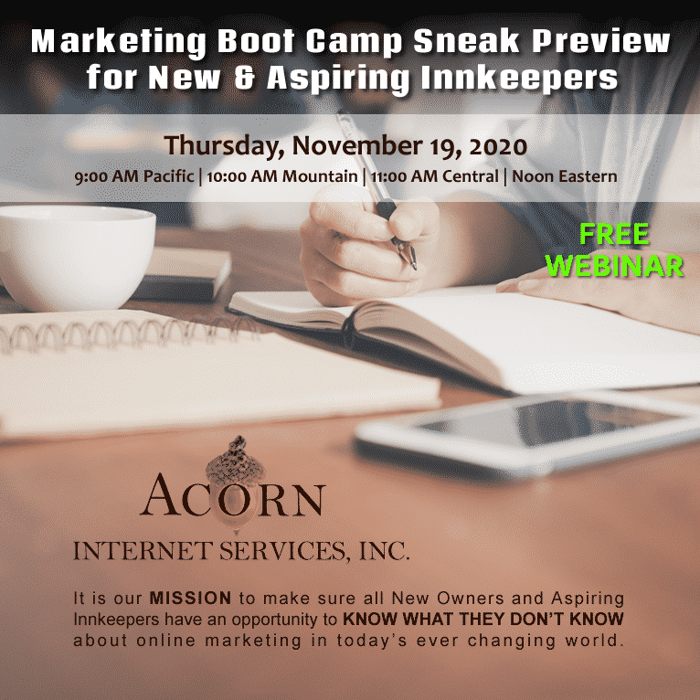 Acorn Boot Camp Sneak Peak Tablet Notepad Cup of Coffee