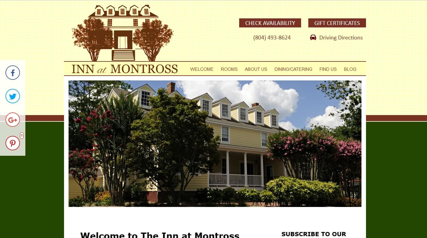 Inn at Montross