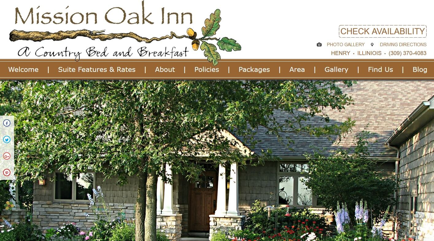 Mission Oak Inn