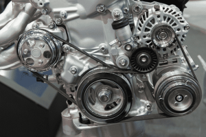 image of a clean engine