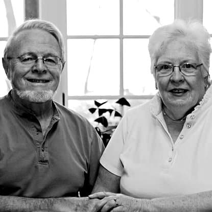Peter and Mary Muller, Innkeepers, Pearl of Seneca Lake Bed and Breakfast