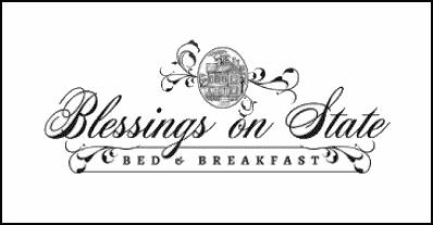 Blessings on State Script Logo