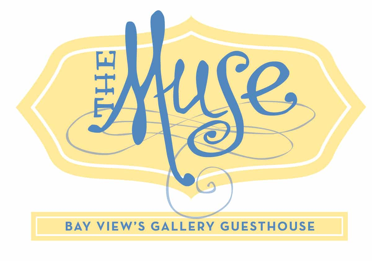 Muse Guesthouse Gallery Logo